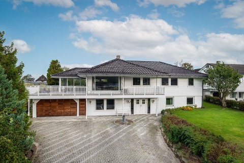 REKORD: Huset i Bolmetykket på Kvernaland var det første på Jæren som ble solgt for over to millioner kroner.
