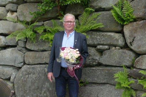Bjarne Undheim er blitt æresmedlem av Noregs bondelag.