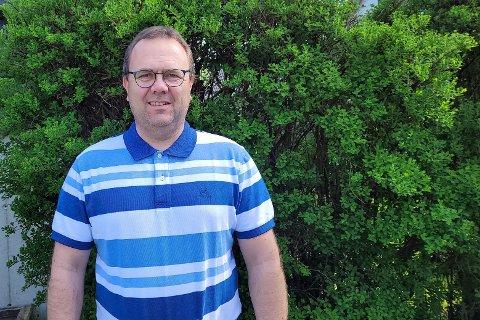 Knut Heng fra Nærbø blir ny rektor ved Kongstun kristne friskole.
