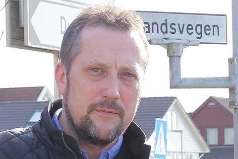 RYKKER OPP: Einar Erga rykker opp og har blitt ny styreleder i Klepp Energi.