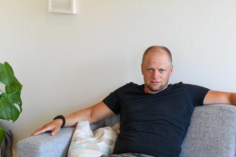 Jørn Hagen (38) hadde et godt og aktivt liv med stort engasjement for fotballen. En dag opplevde han at alt stoppet opp.