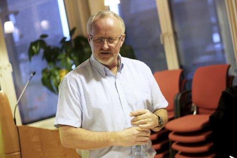 Ikke tid: Re-rådmann Trond Wifstad mener det ikke var nok tid til å justere informasjonen. Foto: Jarl Rehn-Erichsen
