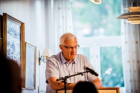 NY: Jan Morgan Gregersen er nyvalgt leder i eldrerådet.