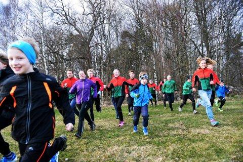 CUP: Onsdag er det klart for 200 deltakere når Holmestrand huser Vestfold-cup i orientering. (Illustrasjonsfoto)