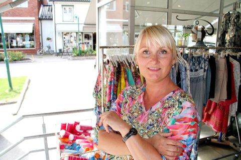 KONFRONTERTE: Carisma-sjef Linda Brakstad Glenne konfronterte tyven og sørget for at hun ikke kom seg unna.