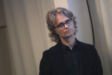 Arkitekt Per Ove Djønne var også på møtet.
