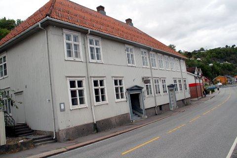 HER? Backergården er pekt ut av ny rådmann Hans Erik Utne som en aktuell plassering for ungdomsklubb.