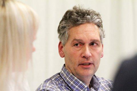Kommunalsjef Svend Bergan Grane