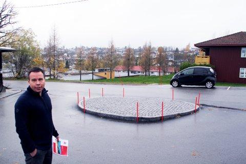 FORANDRINGER: Arealene på Rove kan stå foran store forandringer, dersom forslagene fra arealplanlegger Magnus Hagen blir vedtatt.