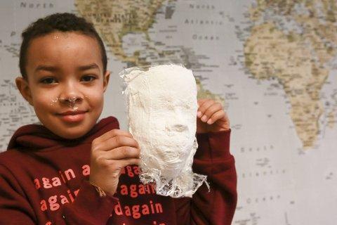 32 nasjonaliteter: Montessoribarnehagen og skolen er gode eksempler. Foto: Ulrikke G. Narvesen