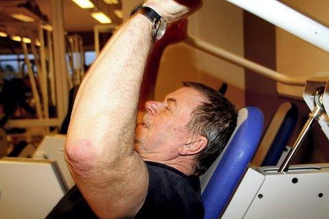 PRAKSIS: De forskjellige treningssentrene i Holmestrand har forskjellig prosedyrer på oppsigelse. De fleste krever fysisk oppmøte.