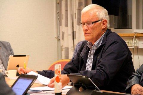 LEDER: Jan Morgan Gregersen er leder i eldrerådet i Holmestrand.