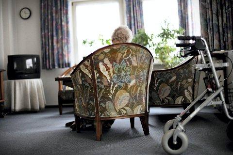 Eldre par i Holmestrand kan nå kanskje få en garanti for at de kan få bo sammen, også når de kommer på institusjon.