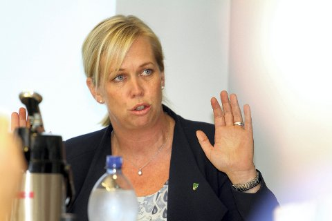 Det skal være trygt å levere ditt barn i barnehagen igjen til mandag, forsikrer ordfører Elin Gran Weggesrud.