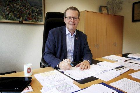 Fikk ros for sitt initiativ. Foto: Jarl Rehn-Erichsen