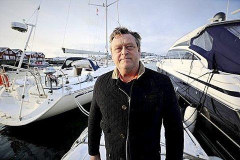 Kraftig kost: – Alle må ta sitt ansvar, skal torskebestanden langs kysten ta seg opp igjen, sier fiskeriminister Harald T. Nesvik. Foto: Nærings- og Fiskeridepartementet