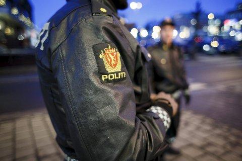 Politiet i arbeid: Rådmann Hans Erik Utne innstiller på å videreføre politirådet. Foto: Heiko Junge NTB/Scanpix