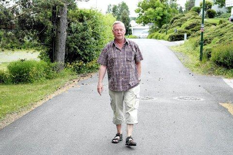 GÅR MOT NYE FORHANDLINGER: Per Harald Agerup er en svært erfaren jordbruksforhandler.