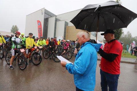 - Dette er kanskje det beste løpet vi har gjennomført, sier Hof Toppers-leder Tom Arne Akerholt.