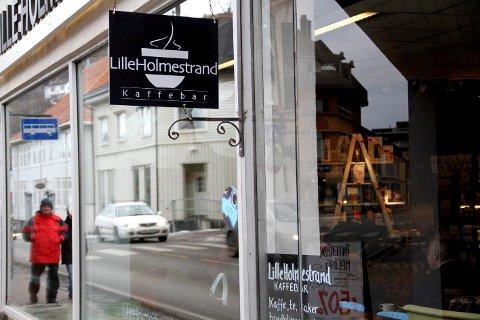 ALT I ORDEN: Lille Holmestrand kaffebar fikk gode skussmål fra Mattilsynet 8. august.