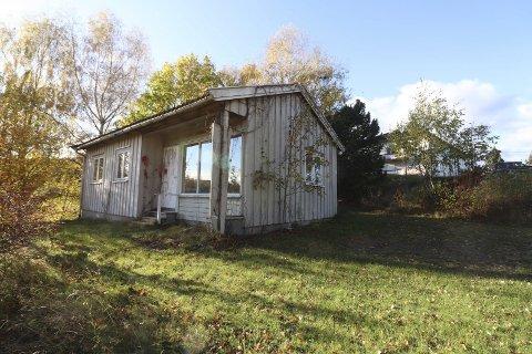 Kan selges: Hofveien 8 ligger like nedenfor det gamle sykehjemmet HBA, og er verdsatt til 300.000 kroner.alle foto: Jarl Rehn-Erichsen