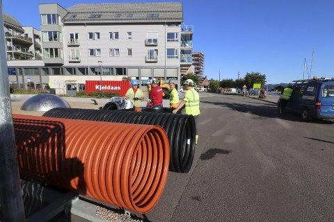 Det går stadig bedre: Det har blitt 1.608 færre arbeidsledige i fylket den siste måneden.. Illustrasjonsfoto: Pål Nordby