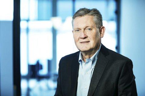 NY LEDER: NOAH-direktør Anders Lægreid er optimist med tanke på 2020- resultatet. FOTO: NOAH