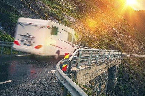 69 hittil i år: 69 omkomne i trafikken på årets åtte første måneder er fire mer enn i fjor på samme tid. Foto: Trygg Trafikk