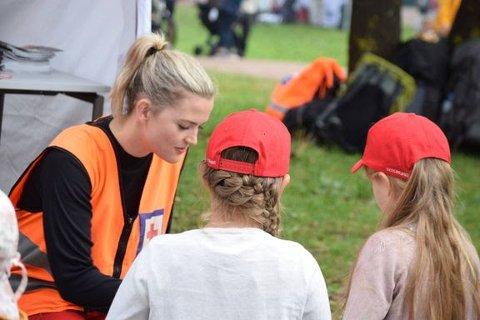 Pris: Nå skal Frivillighet Norge dele ut Frivillighetsprisen og 50.000 kroner til noen som har utmerket seg med sin frivillige innsats. Foto: Hedvig Kolboholen