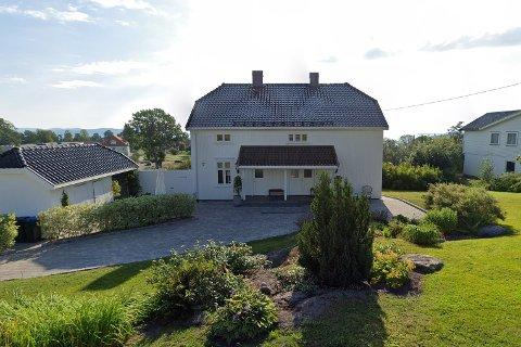 Solhøyveien 24 ble solgt for 8,85 millioner kroner.