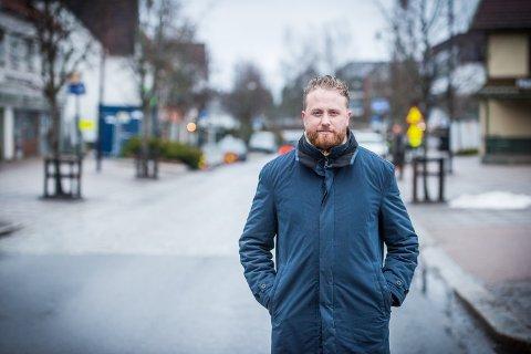 EN GOD DAG: At Ullensaker er en av de kommunene i landet som er hardest økonomisk rammet av koronakrisen, kan bety ekstra millioner i kassa. Det gleder ordfører Eyvind Jørgensen Schumacher.