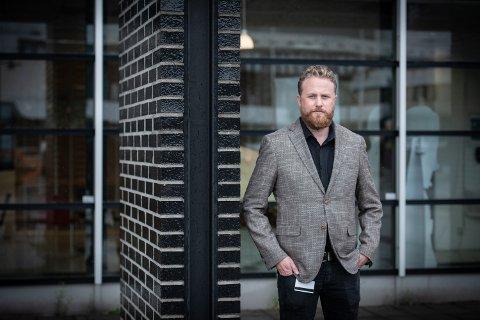 I TRØBBEL: – Nå håper jeg at Regjeringen samtidig øker de frie midlene til kommunene, sier ordfører Eyvind Jørgensen Schumacher om Regjeringens ekstrapakke.
