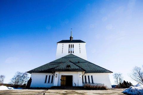 PÅMELDING: For å kunne delta på årets julegudstjeneste i Ullensaker kirke, må man registrere seg på forhånd.