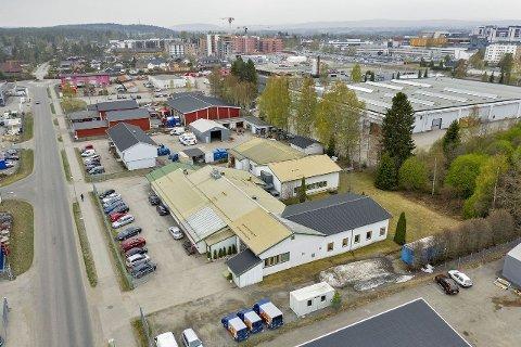 FLYTTER: Orbit Arena AS skal flytte på seg senere i år og selger dermed sin eiendom i Jessheim næringspark.