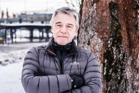 VIL HA UT MIDLER: Jan Ivar Engebretsen ønsker at kommunen skal dele ut midler på en halv million kroner allerede i april. Svært mange idrettslag har tapt store penger etter at de har måtte avlyse ulike cuper og arrangementer med budsjetterte inntekter.