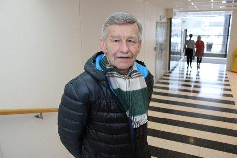 FIKK AVSLAG: Forliksrådet i Ullensaker, her representert av leder Petter Stensby, har søkt om å øke fra en til to avdelinger. Nå har de fått avslag.