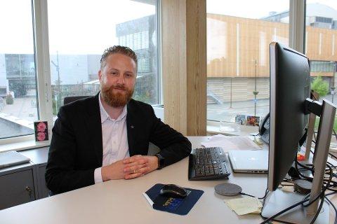 KASTER SEG INN I KAMPEN OM HØGSKOLEN: Eyvind Schumacher (Ap), ordfører Ullensaker, har sendt brev til styret i Oslo Met der han skisserer Jessheim som det beste alternativet til ny campus-by på Romerike.
