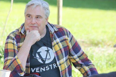 KRITISK: Ullensaker Venstres leder Stein Vegar Leidal ønsker at framdriften til E16-prosjektet bremses til koronapandemien er over.