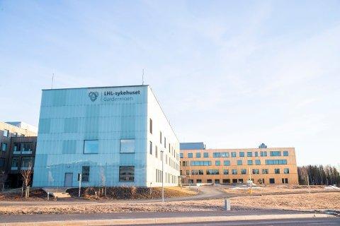 ØKT KAPASITET: Ahus får økt sin behandlingskapasitet ved å ta i bruk lokalene til LHL-sykehuset på Gardermoen.