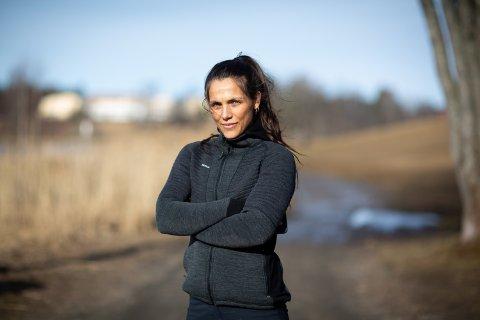 LEI AV KARANTENELIVET: Influenser Jørgine Massa Vasstrand er åpen om at hun sliter med motivasjonen om dagen.