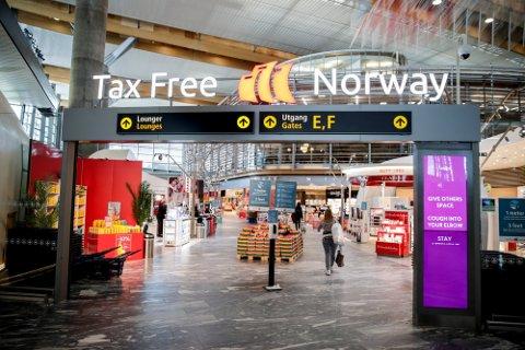 FJERNE: Nettavisen erfarer at utvalget «Norge mot 2025» vil fjerne taxfree-ordningen.