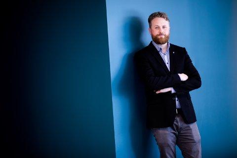 VIL IKKE DISKUTERE PÅ NETT: Ordfører i Ullensaker, Eyvind Jørgensen Schumacher, mener tonen i nettdebatter ofte blir kverulant.