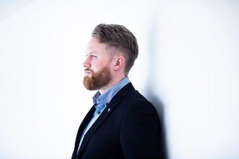 SÅ LYSERE UT: – Da vi deltok i møtet med Lillestrøm og Lørenskog kommune sammen med statsforvalteren, hadde vi faktisk en svakt nedadgående smittetrend, påpeker ordfører i Ullensaker, Eyvind Jørgensen Schumacher.
