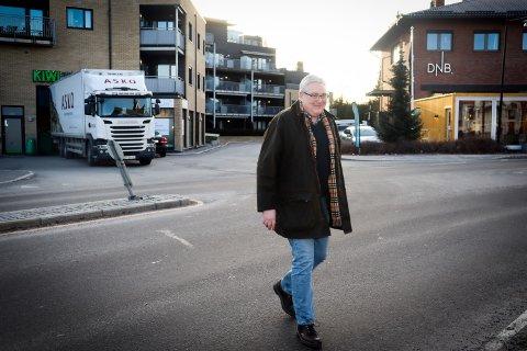EKSTRASTØTTE TIL KOMMUNEN: - Særlig helsesykepleierne på skolene står i store og sikkert mange nye utfordringer nå, mener venstrepolitiker, Stein V. Leidal.