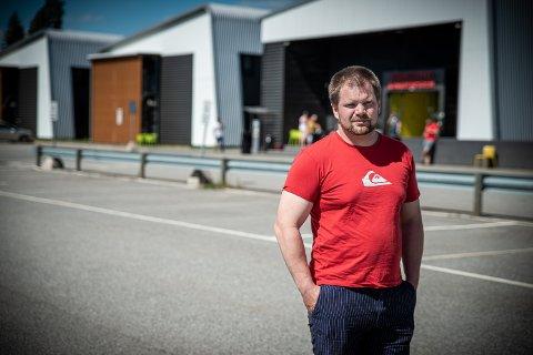 - DETTE BLIR KLEINT: – At andre kommuner nå kvier seg for å ta imot karantenegjester, blir nesten litt kleint, mener varaordfører i Ullensaker Lars Halvor Stokstad Oserud (Sp).