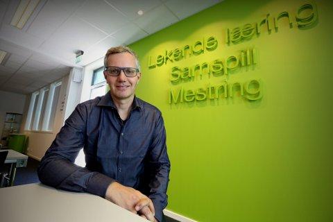 EKSPANSIV: Hans Jacob Sundby (55) sier til VG at han har lagt vekt på å ekspandere i Norden, blant annet for at pedagogene i Norge, Sverige og Finland skal lære av hverandre.