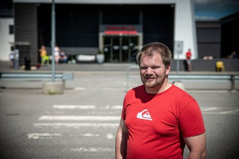 Varaordfører i Ullensaker kommune, Lars Halvor Stokstad Oserud.