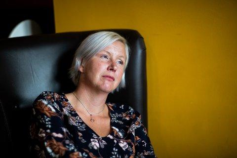 ENDRET LIVET: AP-politiker Kristine Larsen ble voldtatt for tre år siden. Overfallsvoldtekten på Jessheim sist helg gjør at panikken og alle følelsene nå kommer sterkere tilbake.