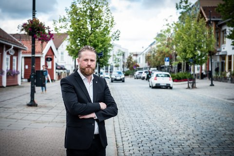 VIL ØKE TRYGGHETEN: Ordfører Eyvind Jørgensen Schumacher er sjokkert over forrige helgs overfallsvoldtekt og voldtekten som skjedde på en privatadresse nå i helgen.