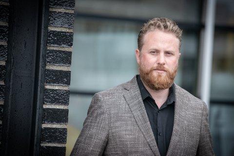 MULTIKULTURELL: Ullensaker-ordfører Eyvind Jørgensen Schumacher (Ap) har selv en multikulturell familie.